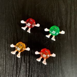 Other - Set of 18 Vintage M&M Christmas Light Covers